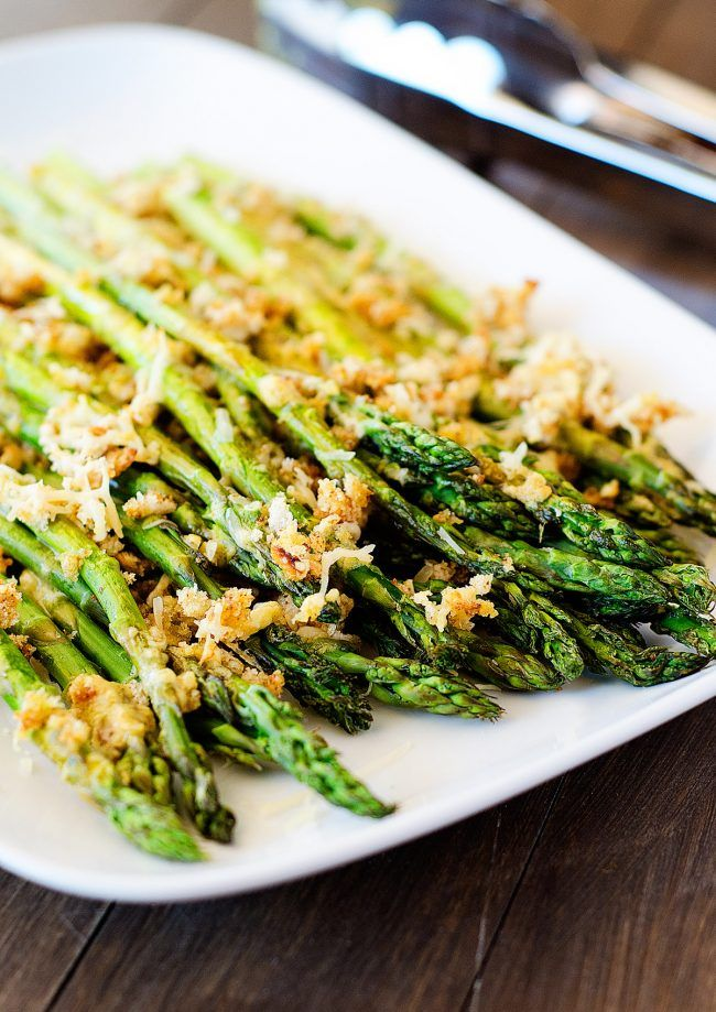 ... about veggies on Pinterest | Bacon, Vegetable sides and Asparagus