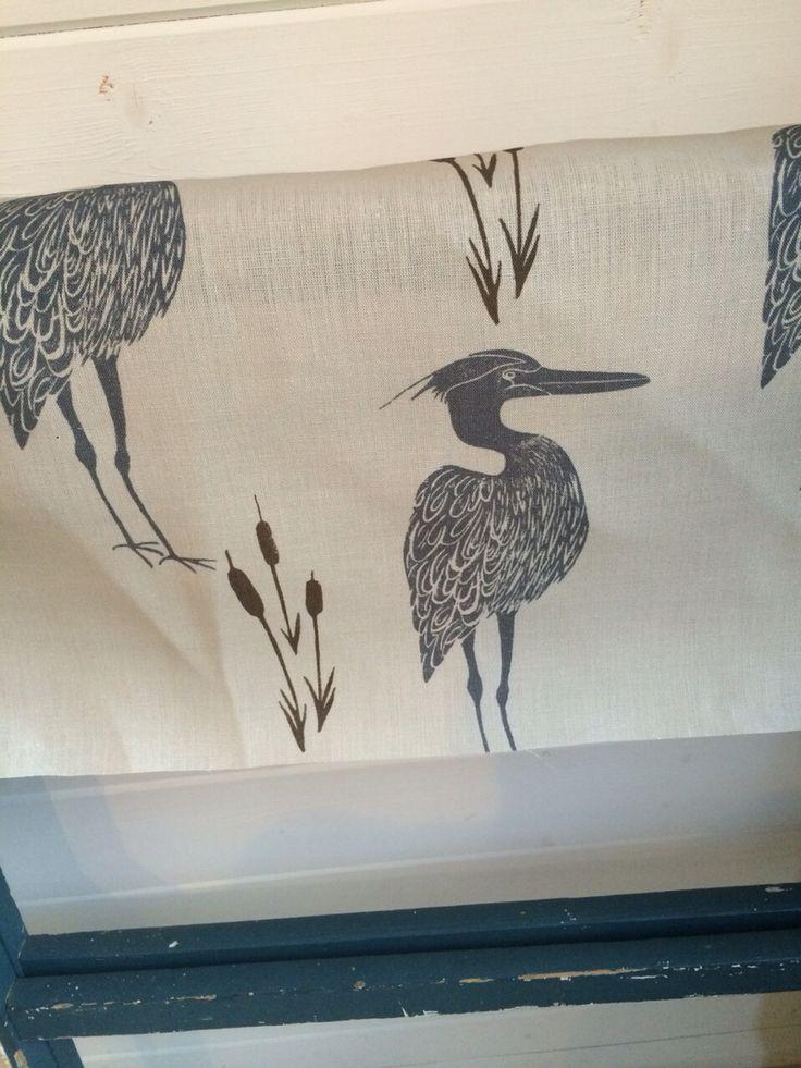 Love this Hannah Watchorn fabric