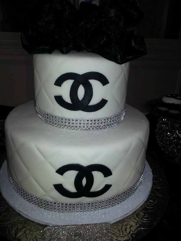 Th Birthday Chanel Cakes