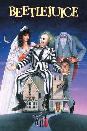 Beetlejuice (1988) - directed by Tim Burton