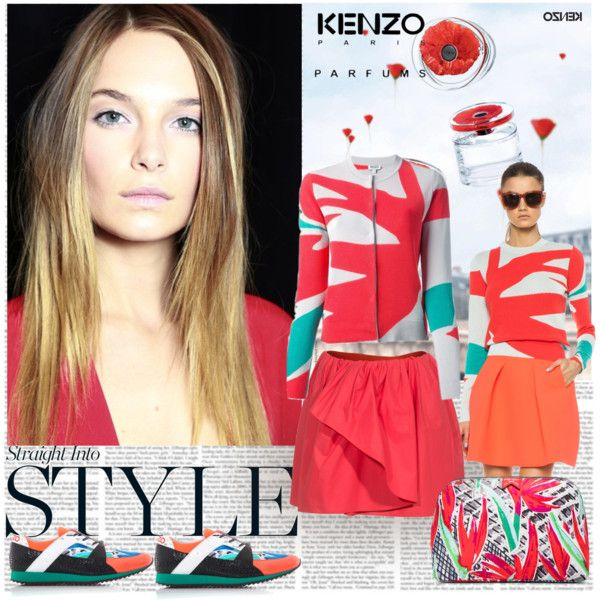 Kenzo Step in Style