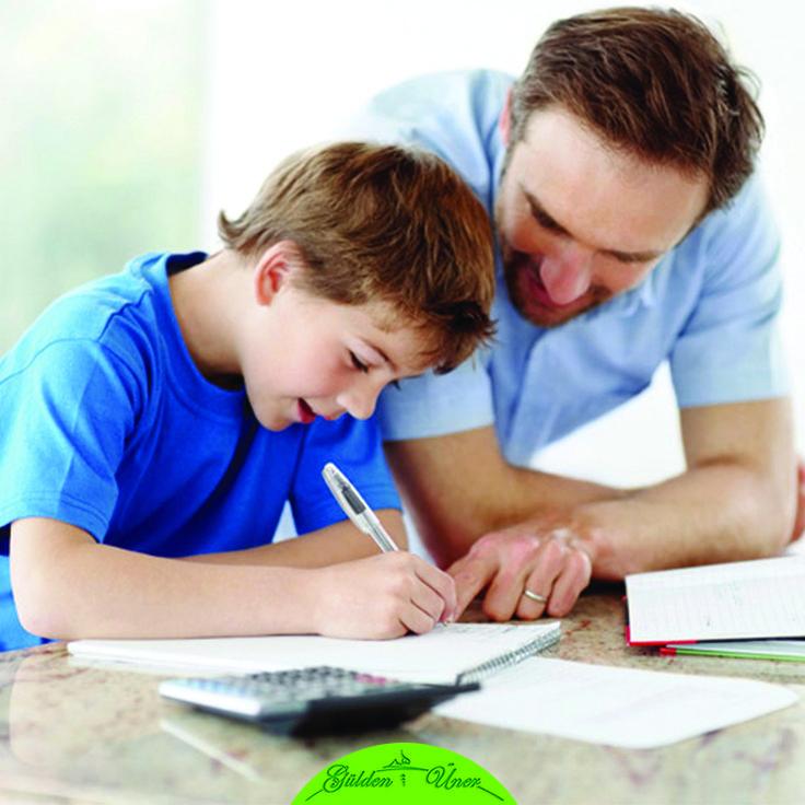 Sıradan bir günmüş gibi rahat olun. Sizin rahatlığınız psikolojik olarak çocuğunuzu da olumlu etkiler. #TEOG #sınavöncesi