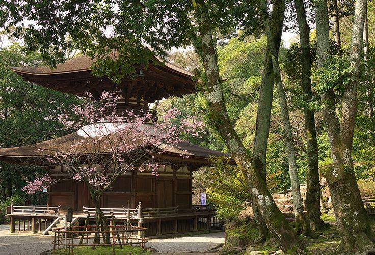 石山寺 by tyodai on Flickr - Ishiyama-dera Temple (Otsu City, Shiga Prefecture)