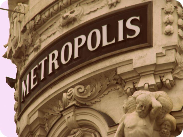 #Metropolis