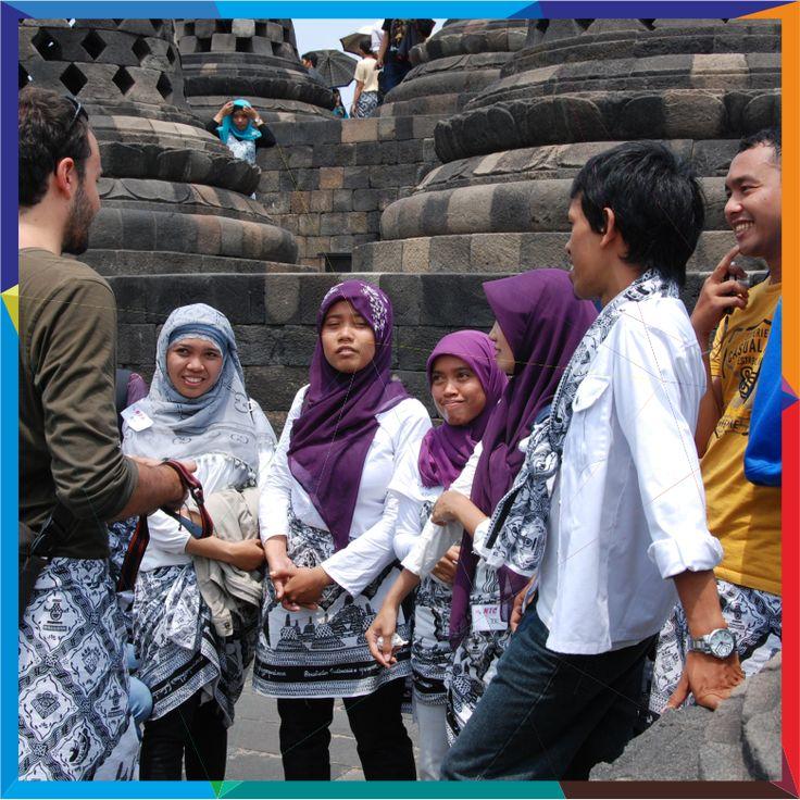 Wawancara dengan tourist