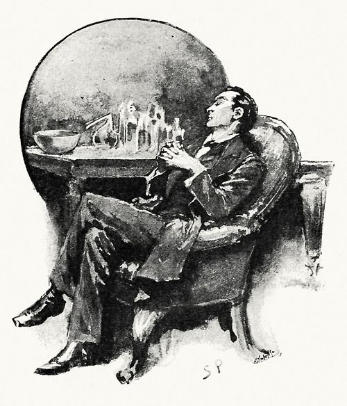 """why do conan doyles readers find There are several ways in which sir arthur conan doyle's """"the contest"""" is a  you may do research in order to find out how scientists believe the grand."""