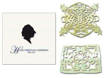 Produktide; HC Andersen Papirklip tranformeret over i et andet materiale