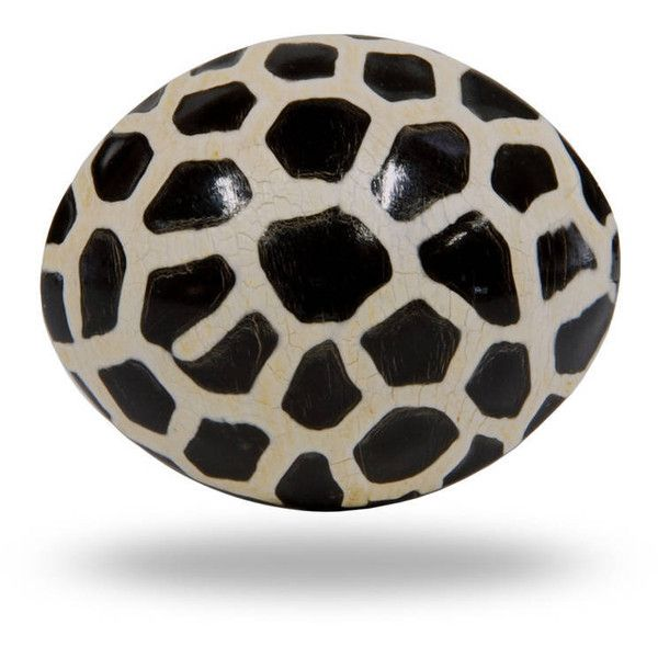Trinca-Ferro Giraffe Horn Knob Animal Print (130 MXN) ❤ liked on Polyvore featuring home, home decor, wall art, vintage home decor, giraffe wall art, vintage wall art and giraffe home decor