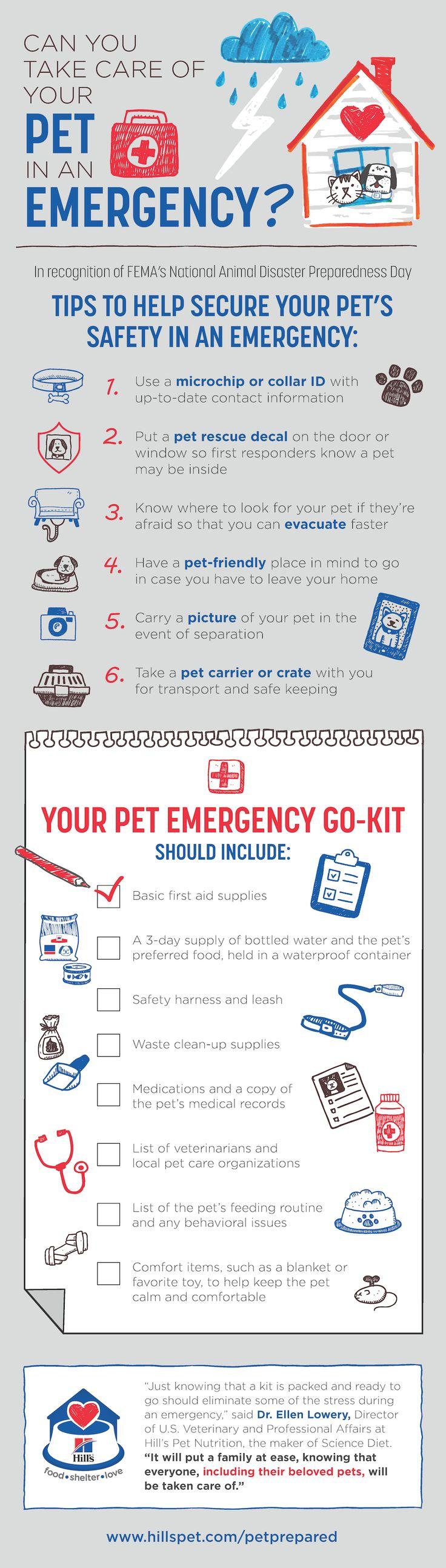 Serving to Pet Homeowners – Animal Catastrophe Preparedness #PetPrepared