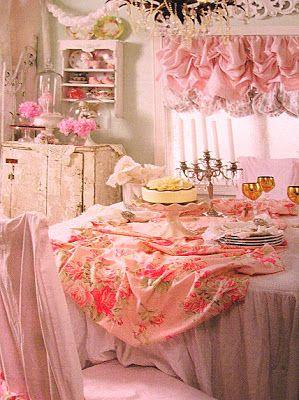 73 best casa romantica magazine images on pinterest - Casa romantica shabby chic ...