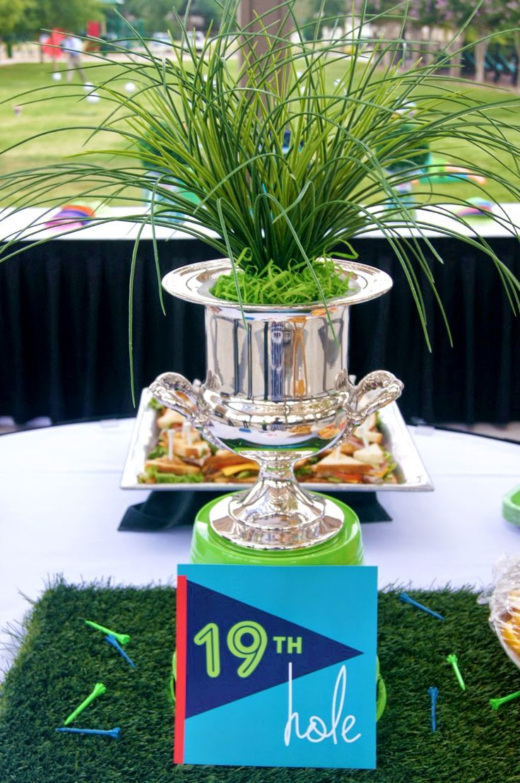 52 best Golf Theme Party images on Pinterest Golf theme Golf