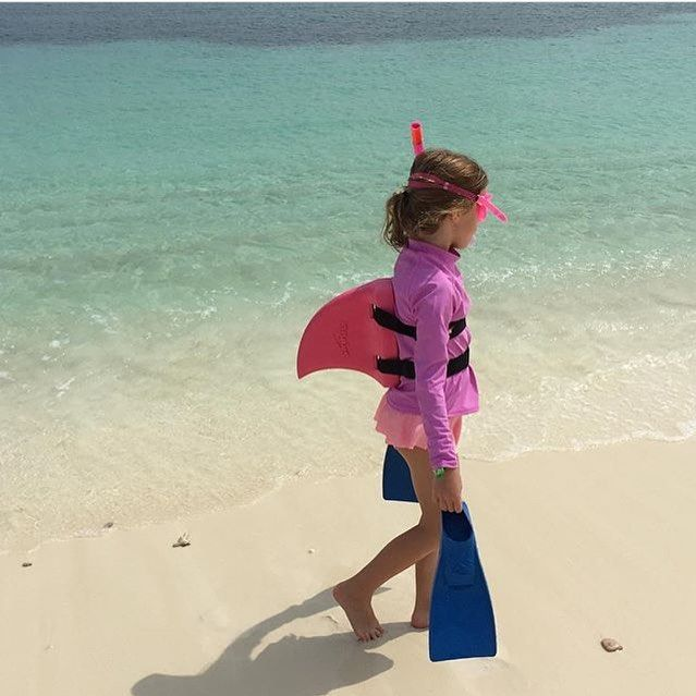 Snorkeling with a SwimFin is super fun and safe!! Enjoy the seas! 🌊