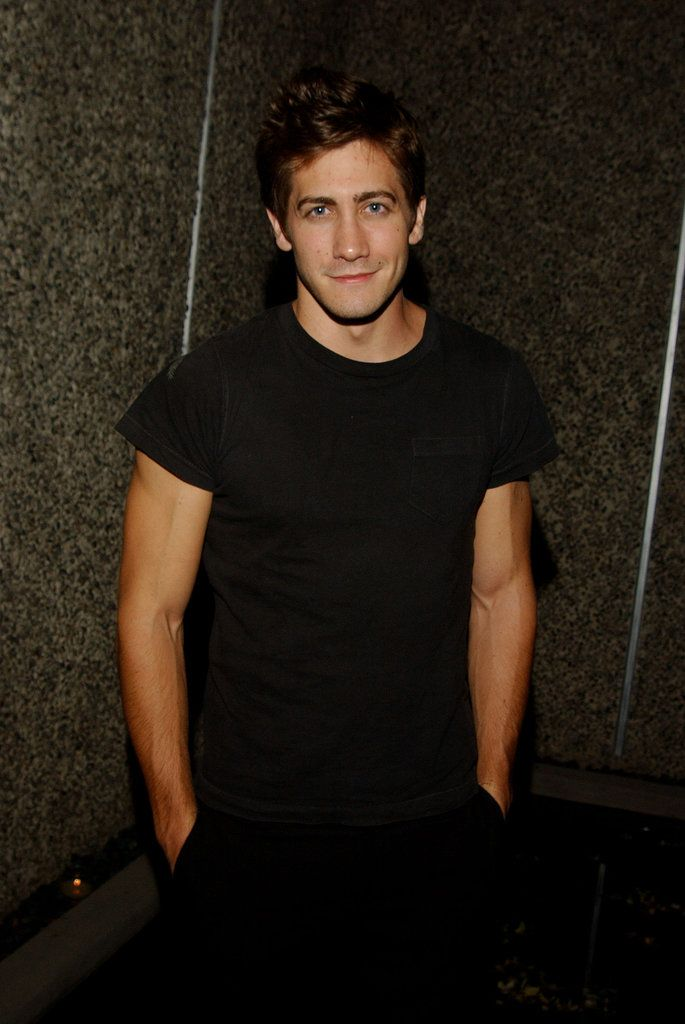 Jake was one of the hot, up-and-coming actors in attendance at Teen Vogue's September 2003 Young Hollywood Party.