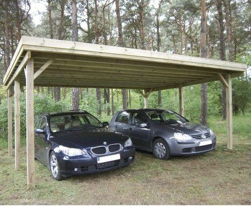 1000 id es sur le th me double carport sur pinterest dessins carport ports de voiture et toit. Black Bedroom Furniture Sets. Home Design Ideas