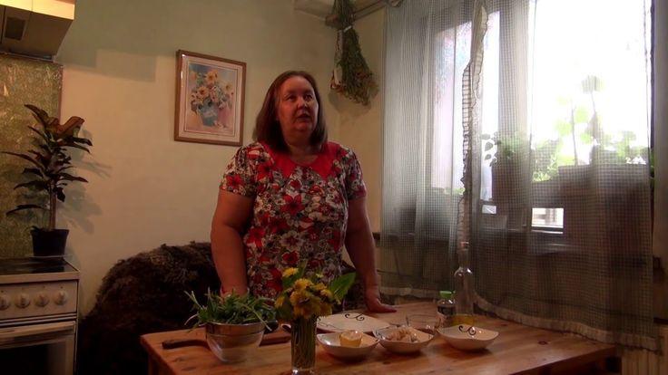 ПОЛЕЗНЫЕ СВОЙСТВА ОДУВАНЧИКА || Рецепт французского салата