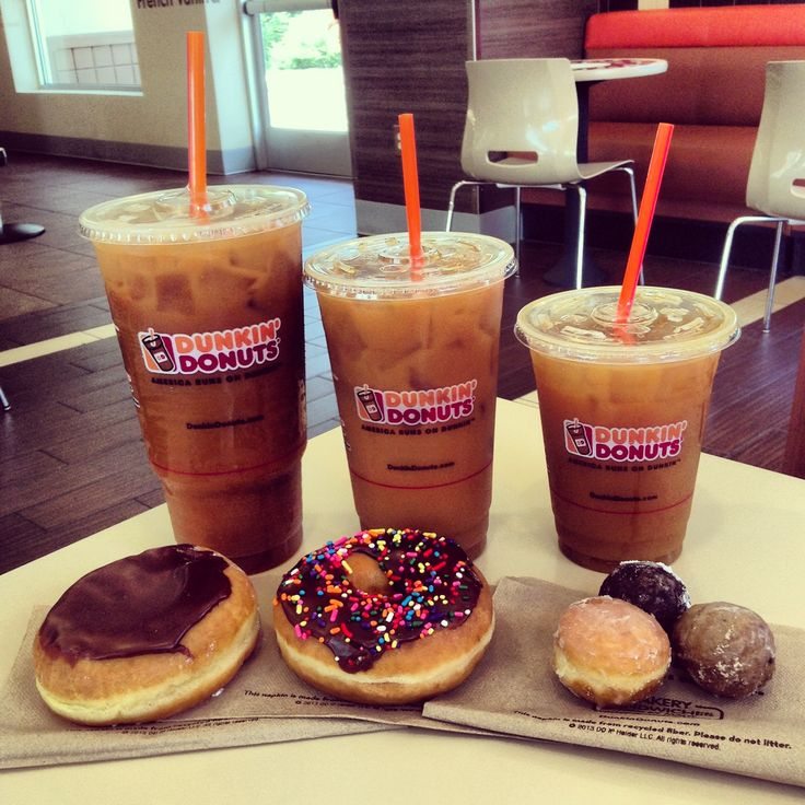 Cure your case of the MonDDays with some Dunkin'.