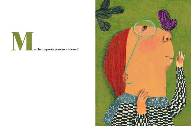 Che cos'è un bambino? - Beatrice Alemagna