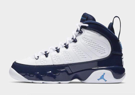 watch aa1c4 453a8 Air Jordan 9 UNC Release Date 302370-145 | Shoe cakes | Air ...