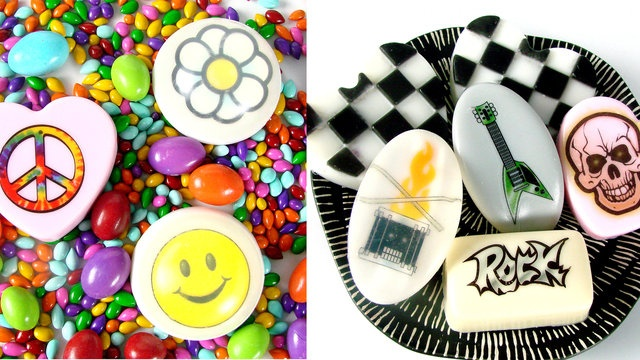 How to Make Tattoo Soap - by Soap Queen.
