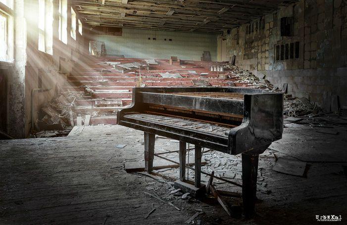 Tsjernobyl 30 jaar later door de lens van een Nederlandse urbex-fotograaf