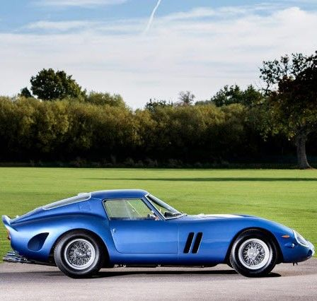 Ferrari 250 GTO Could Become World's Most Expensive Car With £45 Million Price Tag