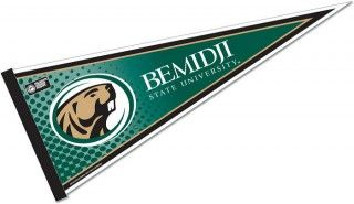 Purchase your officially licensed BSU Beavers Pennant on CollegeFlagsandBanners.com