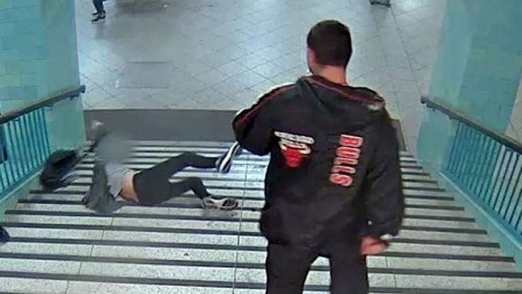 Mehrere Angriffe in U-Bahnhöfen: Berliner Polizei sucht nach Gewalttätern