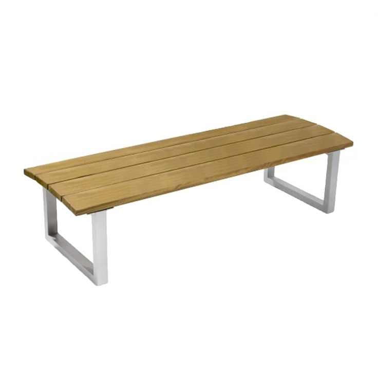 Basic Collection Magnini bench #basiccollection #bench #outdoor #wooden #furniture
