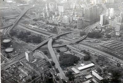 AHSP - Acervo fotográfico do Arquivo Histórico de São Paulo, Av. do Estado 1970