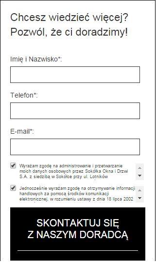 Budujesz dom i potrzebujesz fachowego wsparcia? Wystarczą 3 kroki, aby umówić się z naszym doradcą! 👉 Podaj swoje imię i nazwisko, 👉 Podaj swoje dane kontaktowe, 👉 Wyślij formularz i czekaj na kontakt.  Więcej na http://sokolka.com.pl/
