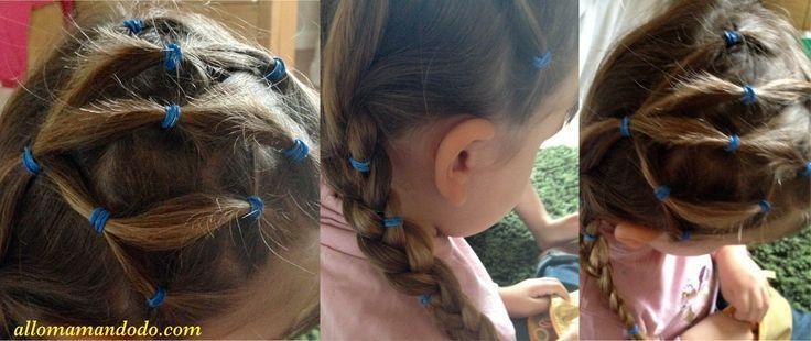 Resultat De Recherche D 39 Images Pour Coiffure Avec Mini Elastiques Sur Ch Hair Wrap Hair Styles Hair