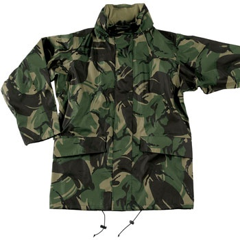 Castle Combat Camo Waterproof Jacket - £27.12 - www.safetyandworkwearstore.co.uk    Castle Combat Camo Waterproof Jacket is constructed from fortex 5000 breathable fabric, the three layer construction will hold the elements at bay, with back up from the velcro twin storm flap and covered zip front. This waterproof jacket is a high performance garment that lends itself to all outdoor activities as well as in most work related environments.