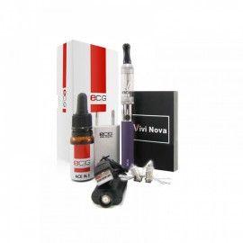 Ηλεκτρονικό τσιγάρο eCig ViVi Set σε κασετίνα και δώρο υγρό