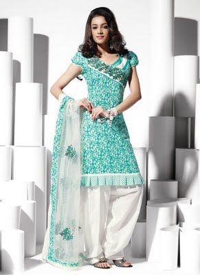 Salwar Kameez Fashion in India