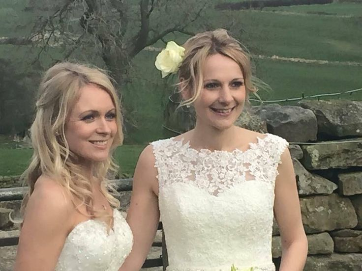 Popular Uk Soap Emmerdale Actress Michelle Hardwick Weds -7642