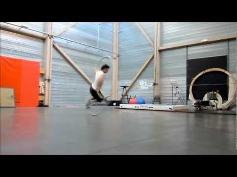 ▶ Guillaume Juncar Roue Cyr / Cyr Wheel Showreel - YouTube