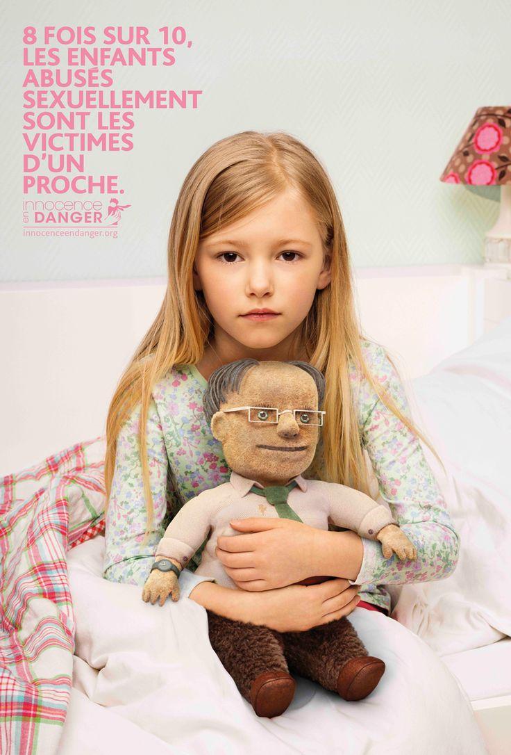 Innocence In Danger Teddies Campaign by Rosapark
