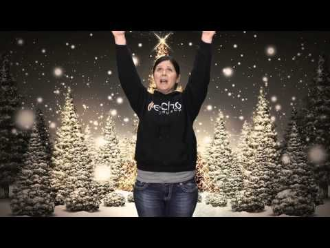 Great contemporary Christmas song for Kids with actions - Born is the King Its Christmas