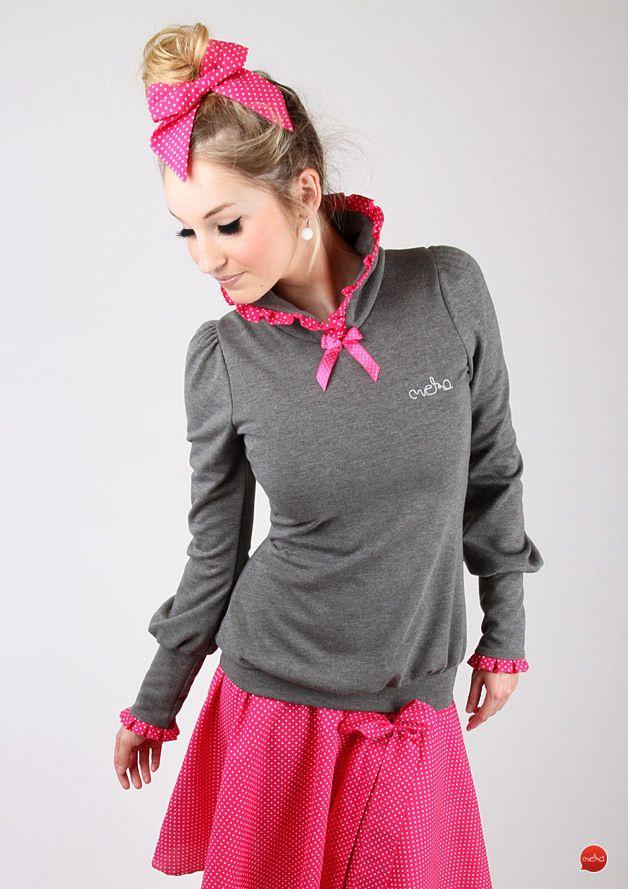 """Pullover & Pullunder - MEKO Pullover """"MAY_4/15"""" - ein Designerstück von meko bei DaWanda"""