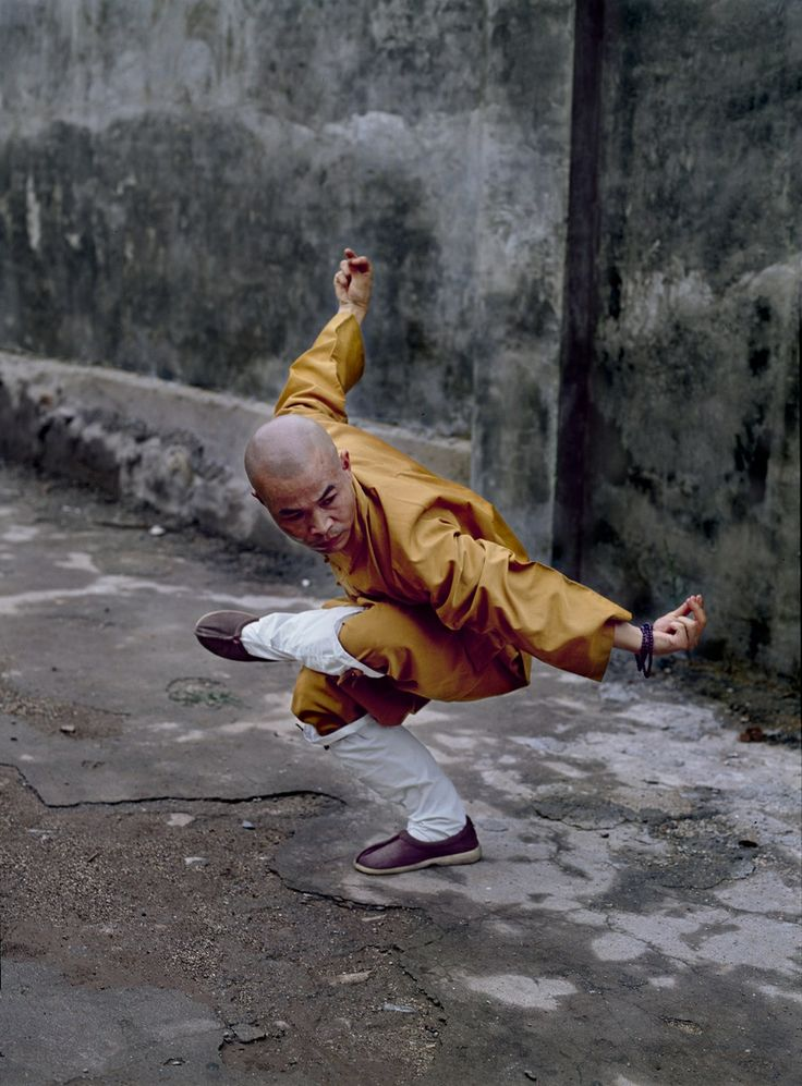 With shaolin martial arts already discussed