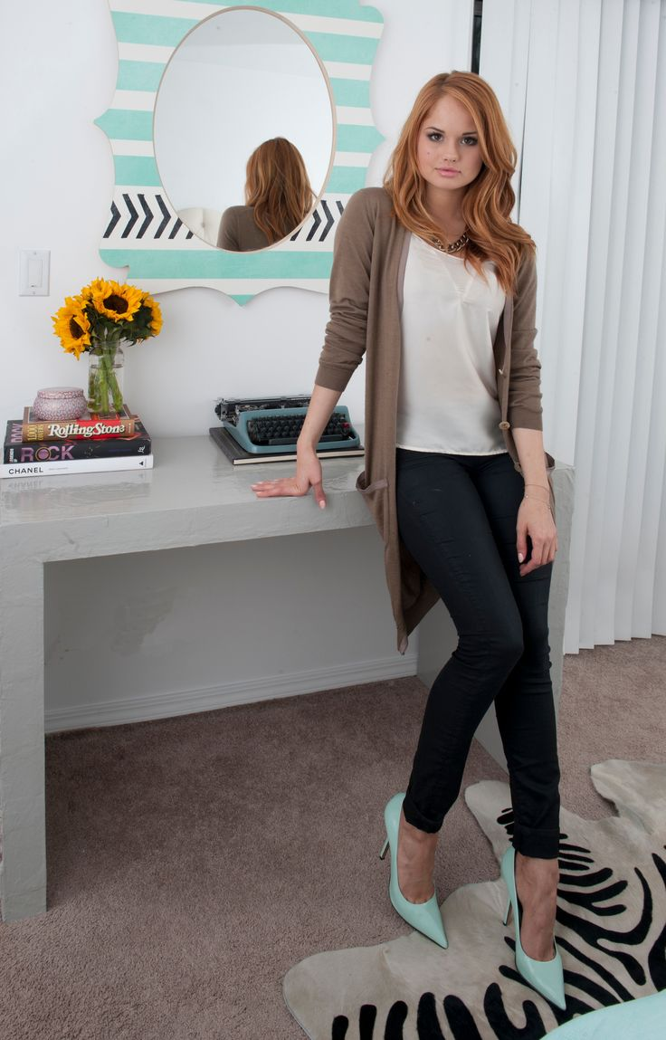 Steal Debby Ryan's Cool Guest Room Style | Twist
