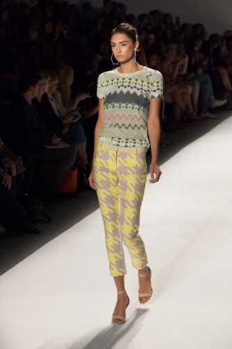 Timo Weiland Shows Off New Sophistication For Spring '13