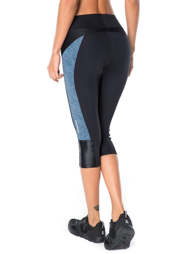 719fbd405 Legging Feminina 3/4 Illusion - Track&Field - Track&Field Loja Online