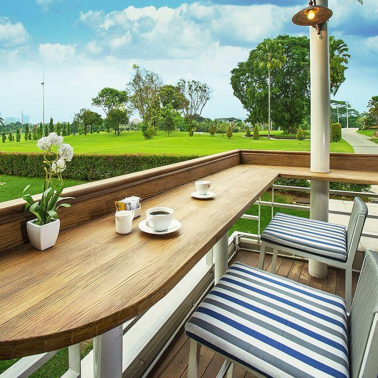 Interior Design   Sport Bar Project   Sport Stube Pondok Indah - Outdoor Ledge