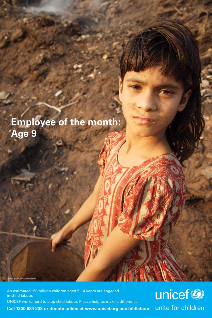 free the children from child labour