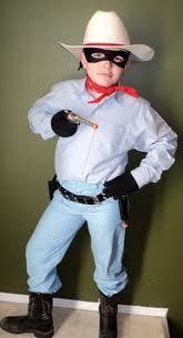 lone ranger costume kids - Google Search