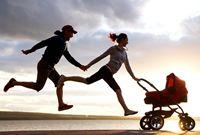 Le jogging en poussette : une vraie bonne idée ?