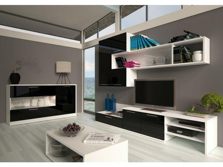 Sal n myriam decorar salon salones muebles inspiraci n para salones pinterest - Inspiracion salones ...