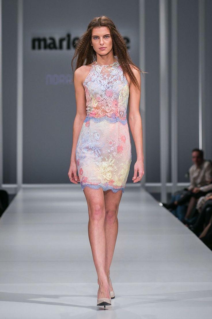 Nora Sarman / dress Brigitte / Marie Claire Fashion Days