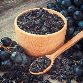 Als u druiven droogt krijgt u rozijnen dat is niet bij iedereen bekend.